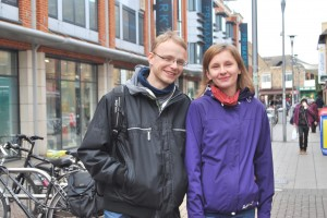 Ania and Michal 1