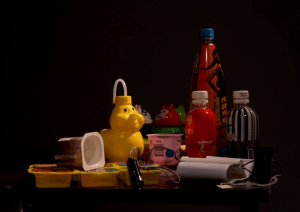 'Plastic Vanitas' Exhibit