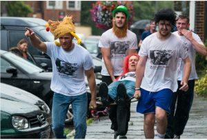 Stretcher Race