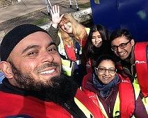 cleaner greener volunteers