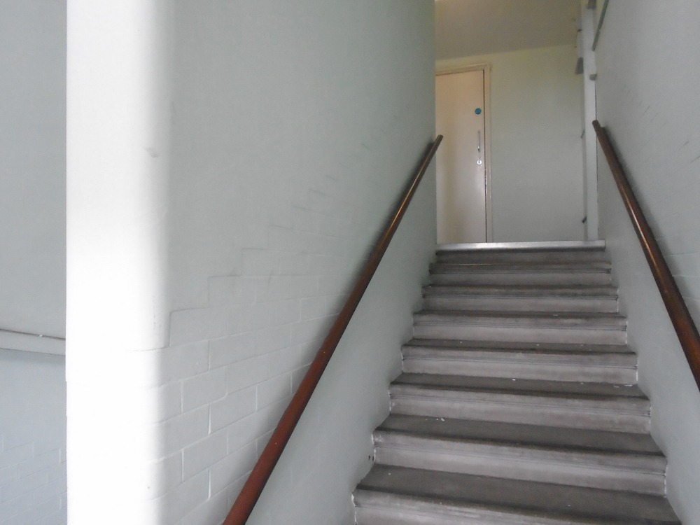 Wide Staircases